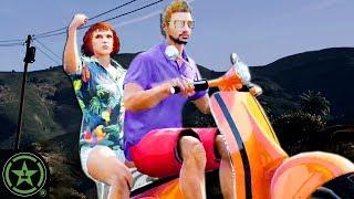 We Hunt the RAREST Moped - GTA V: Freeplay
