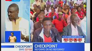 Check Point : Reforms or no reforms