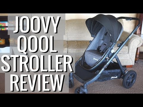 Joovy Qool Stroller Review // Momma Alia