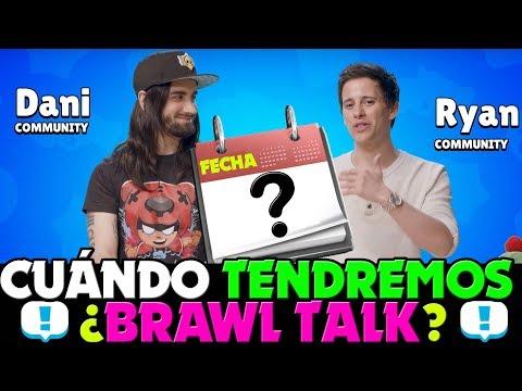 ¿¿¡¡TIENE FECHA LA BRAWL TALK DE DICIEMBRE??!!   BRAWL STARS   KIUS