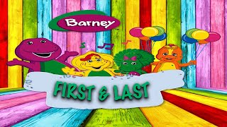 First & Last: The Baby Bop Hop