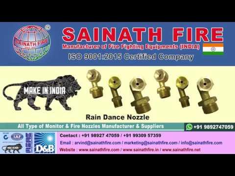 Rain Dance Nozzles