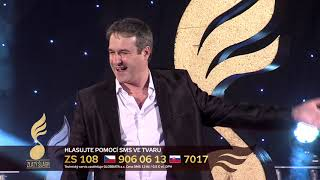 Zlatý šlágr 2019 - 108 - Ty jsi ta jediná - Frankie Zhyrnov