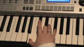 The Climb Miley Cyrus piano tutorial