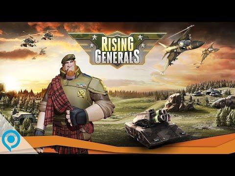 Rising Generals IOS