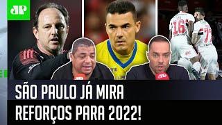 """""""O São Paulo quer contratar esse jogador por causa disso?"""" Veja debate"""