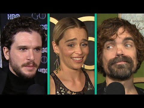 Game Of Thrones Stars Share Their Honest Reaction To Filming Show's Ending (Exclusive)
