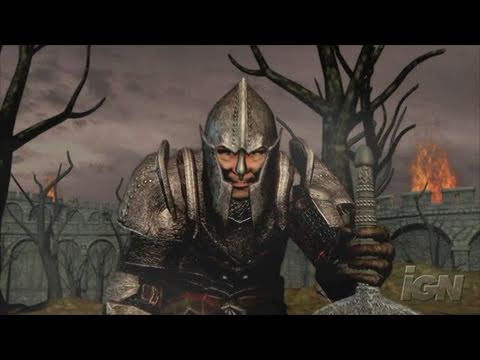 Видео № 0 из игры The Elder Scrolls IV (4): Oblivion Game of the Year Edition Platinum [PS3]
