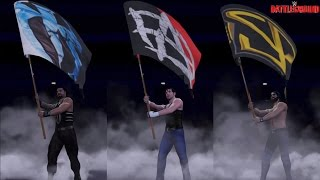 WWE 2K16 Battleground 2016: The Shield Triple Threat Promo!