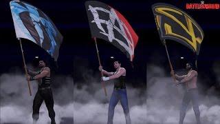 WWE 2K16 Battleground 2016: The Shield Triple Threat Promo!