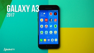Galaxy A3 (2017), análisis