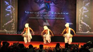 Pung Cholom, a manipuri dance