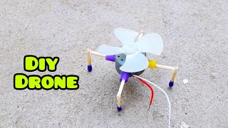 How to make DIY flying drone at home #diy-drone #diy