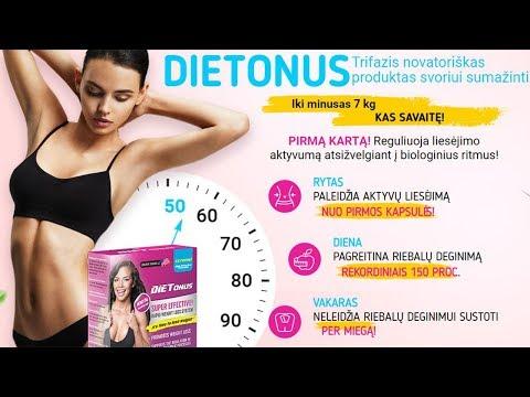 Sunkaus svorio kritimo simptomai