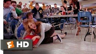 Mean Girls (2/10) Movie CLIP - Cady Goes Primal (2004) HD