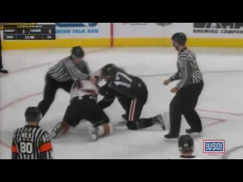 Alex Overhardt vs. Michael Zipp
