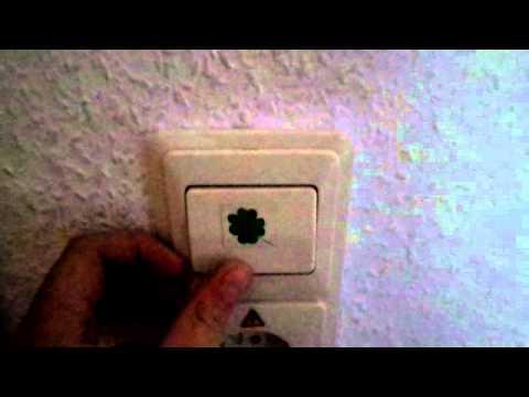 Lichtschalter anmachen