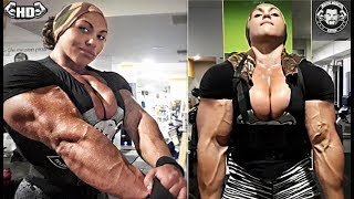 Biggest Female Powerlifter Is BACK And Reveals Her Anabolic Cycle