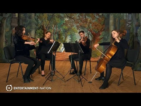 Symphony String Quartet - Showreel