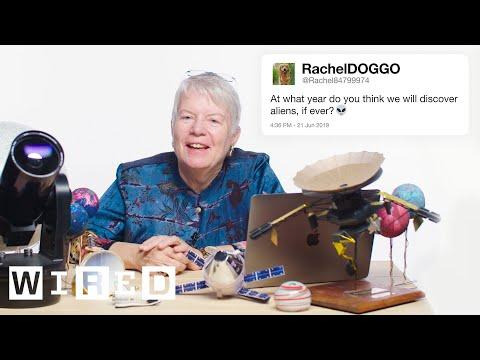 Astronomka Jill Tarter odpovídá na mimozemské otázky