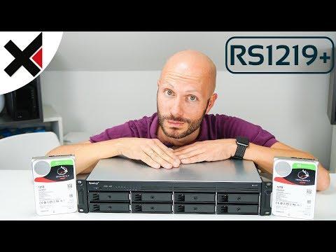 Synology RS1219+, meine erste RackStation im Überblick | iDomiX