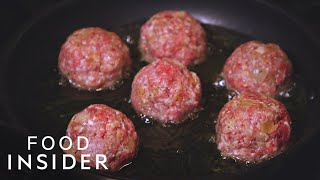 America's Oldest Italian Restaurant Makes The Best Meatballs In Philly | Legendary Eats