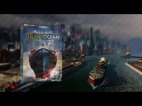 """""""TransOcean: The Shipping Company"""" is your ticket into the world of gigantic ships and transnational transport empires. Build a mighty fleet of modern merchant ships and conquer the seven seas. Track your routes in real time, take the controls as ships enter and leave the harbor, and see to it that freight gets loaded efficiently. Keep in mind that time is money: excessive lay days are taboo!"""