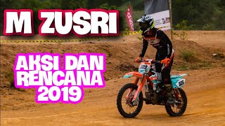 M Zusri | Highlight , Aksi Dan Interview | Grasstrack Sircuit HCI Aek Godang Sumatera Utara