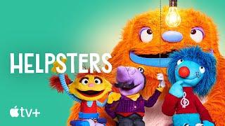 Helpsters — Official Teaser Trailer   Apple TV+