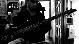 Danzig - Bodies (Bass Cover)
