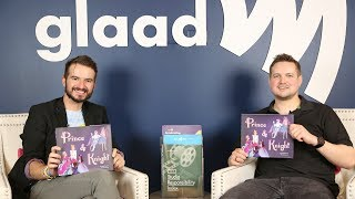"""Daniel Haack, author of 'Prince & Knight"""" chats with Alexander Kacala from Hornet"""