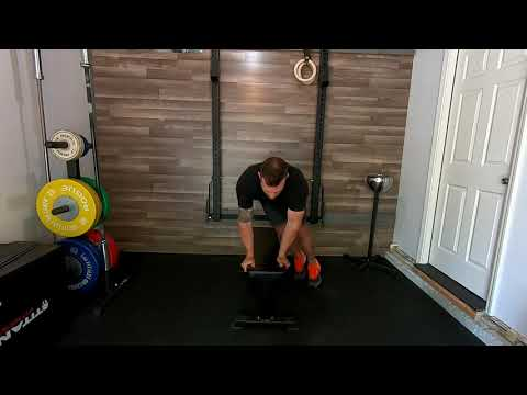 Lateral Bench Hops