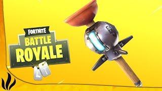 NOUVELLE GRENADE COLLANTE ! (Fortnite: Battle Royale)