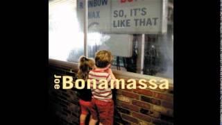 Joe Bonamassa -  Pain and Sorrow
