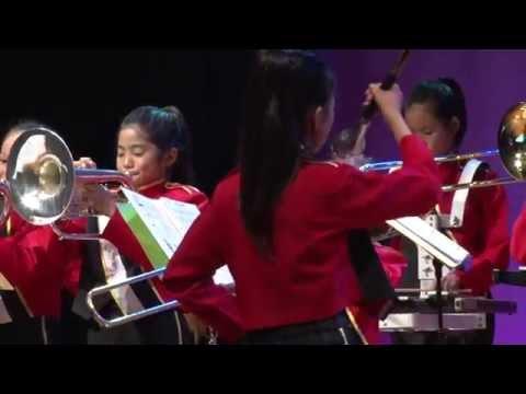 Red's Challenge2014(菊名小学校マーチングバンド)