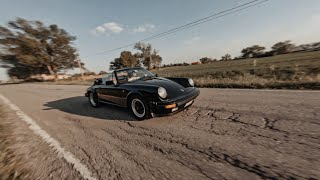 Vintage Porsche // FPV Drone