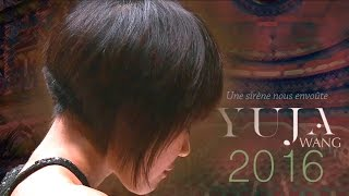 Yuja Wang 2016 . Musician of year 2017 (Musical America awards).
