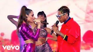 TINI, Lalo Ebratt - Fresa (Live - Susana Gimenez)