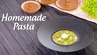 Homemade Pasta Recipe By Ripu Daman Handa