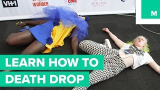 Learn How to Death Drop - Inside Drag