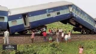 Passenger Train Accident In Assam, Driver Seriously Injured