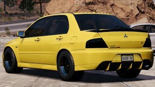 "NFS Payback:""Bad Bish"" 900+HP Evo 9 Build - 60-130 Testing, Highway Pulls & More"