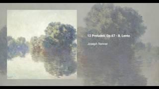 12 Preludes, Op.67