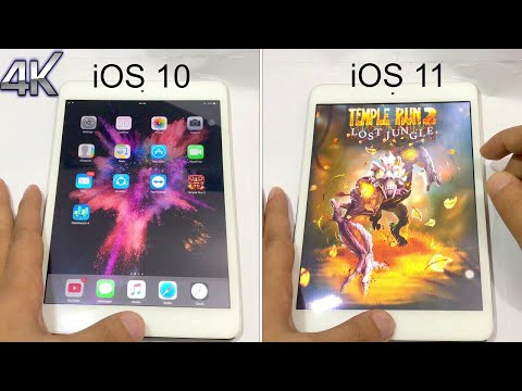 iPad Mini 2 iOS 11 Review - Naijafy