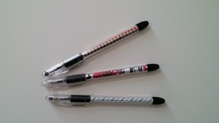 Personalized Pen Tutorial -- Great for gifts!