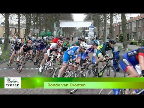 VIDEO | Roderik Egberink uit Hilversum winnaar van de Ronde van Dronten