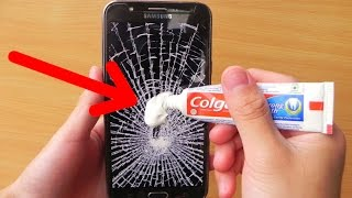 10 Toothpaste Life Hacks YOU SHOULD KNOW
