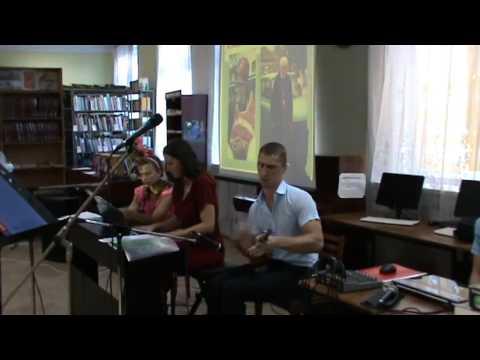 Гляжу в озера синие - балалайка Цыганков Игорь, фортепиано Ксения Иванова