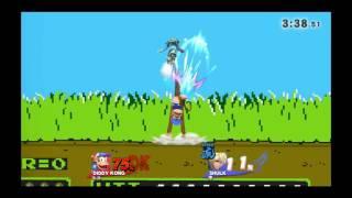 SSB4 - TFY | K40z (Diddy) vs 2scoops | Nicko (Shulk) - Online Match 1