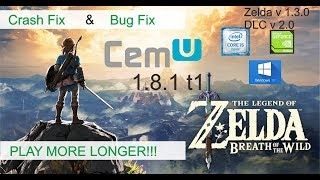 Descargar MP3 de Cemu 1 11 3 Crash Fix gratis  BuenTema Org